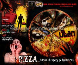 タミルのホラー・サスペンス映画【Pizza】のスチール写真
