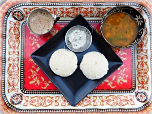 Idli & Madras Coffee